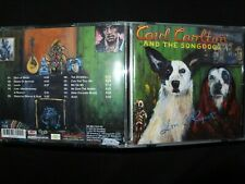 CD CARL CARLTON AND THE SONGDOGS / LOVE & RESPECT /