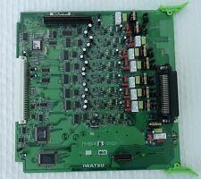 Iwatsu ADIX 101477 IX-8SUBS-3 Analog Station Card