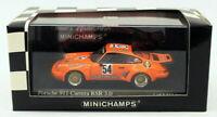 Minichamps 1/43 Scale Model 430 756954 - Porsche Carrera RSR ADAC 1000Km 1975