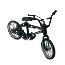 Retro Mini Finger BMX Bicycle Assembly Bike Model Toys Gadgets Kids Gifts H1