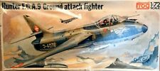 FROG F204 1/72 scale Hawker Hunter FG.9 / F.58 fighter complete sealed unmade