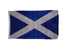 St Andrews Cross Scotland Flag 3x5 3 X 5 Feet Polyester New