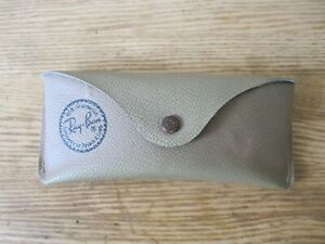 Ray-Ban Faded Brown  Eyewear Glasses/ Spectacles Frame Hard Case