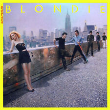 BLONDIE Autoamerican LP (1980 Chrysalis, che1290 made in Sweden)