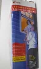 Kidde 468093 13' 2 Story Emergency Escape Ladder New