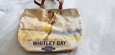 L K BENNETT Canvas Print  BEACH/ TOTE BAG 'Whitley Bay'