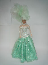 """RUSTIE DOLLS VEGAS SHOW GIRL 19"""" PORCELAIN DOLL NUMBERED LIMITED EDITION"""