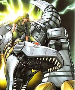 DDP Devils Due Publishing Gi Joe Vs The Transformers II Issue No 4 Cover A 2004
