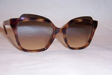 NEW MARC JACOBS SUNGLASSES MARC 106/S N36-GG HAVANA/SILVER MIRROR AUTHENTIC