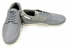 LaCoste Shoes Dreyfus Cre SPM Leather Gray Sneakers Size 7.5 EUR 40