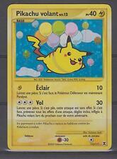 CARTE POKEMON - Pikachi volant 113/111 (carte secrete) VF neuve