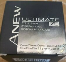 AVON Anew Ultimate 7s Eye System Eye Cream 0.5 OZ New Boxed New Rare NEW sealed