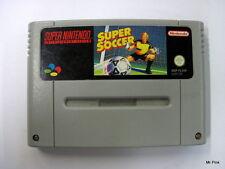 SUPER SOCCER Super Nintendo - Snes - Super Famicom PAL Retro Game USED Usato