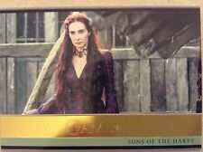 GAME OF THRONES - SEASON 5: GOLD PARALLEL: BASE CARD 11 - #031/150