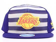 "LOS ANGELES LAKERS SNAPBACK CAP ""ADIDAS"" NWT ball, ingram"