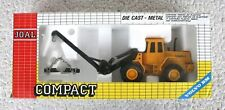 JOAL COMPACT: VOLVO L70 with HANDLING ARM (1:50 DIE CAST, BRAZO GRUA). NEW, OS!