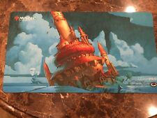 Official Wizards of The Coast Signed Jesper Ejsing Reliquary Tower PlayMat