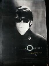 Roy Orbison Mystery Girl Poster 1989 rock'n'roll