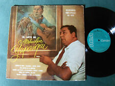 El arte de ATAHUALPA YUPANQUI - LP Argentina MONO pressing RCA CAMDEN CAL 3122