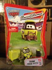 Disney Pixar Cars Trunk Fresh Pitty  Mattel 1.55 Scale BNIB Rare