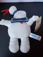 """Monster Factory + Ghostbusters Stay Puft Marshmellow Man Plush 9"""" collectable"""