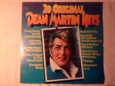 DEAN MARTIN 20 Original hits lp ITALY MAI SUONATO UNPLAYED!!!