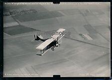 Région Maubranches 1928 - Avion Nieuport 29 en vol - AVI 4
