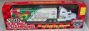 1:64 RACING CHAMPIONS 1998 #5 KELLOGG'S CORNY TRANSPORTER HAULER TERRY LABONTE