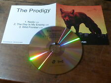 THE PRODIGY - THE DAY IS MY ENEMY - SAMPLER !!!!!RARE CD PROMO !!!!FRANCE!!!!!