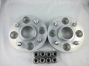 H&r wheel spacers 60 MM for Fiat 124 Spider Mazda MX-5 ND 6024541