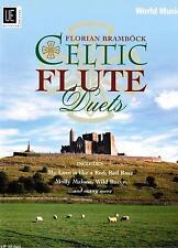 Querflöte Noten : CELTIC Flute Duets mittelschwer (Folklore Irland Schottland..)