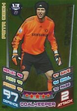N°464 CECH # REP CZECH LEGEND CHELSEA.FC TRADING CARD MATCH ATTAX TOPPS 2013