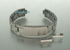 mm. 13 Cinturino Bracciale Orologio mod. Oyster Acciaio, rolex compatibile
