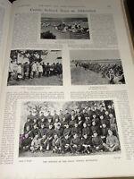 1899 Ufficiali Public Scuola Batterie Ragazzi Al Aldershot