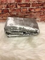 HUDSON PARK COLLECTION WOVEN DIAMOND QUILTED EURO SHAM