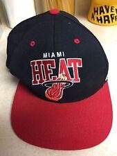 Miami Heat Mitchell & Ness Snap Back Hat Cap NBA Hardwood Classics
