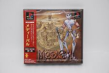 [ NEW ] PlayStation Game Software MEDIEVIL PS PS1 Japan import Factory Sealed
