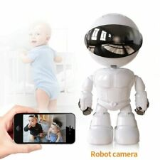Baby Protect Monitor Robot IP Security Camera CCTV Camera 360° WIFI