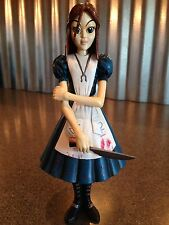 "American McGee's ""Alice"" figure ( hair in face VARIANT ) Wonderland 2000"