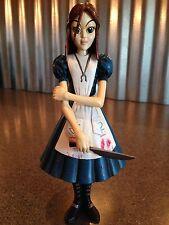 "American McGee's ""Alice"" figure ( hair in face VARIANT ) Wonderland 2000"
