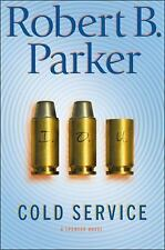 Cold Service (Spenser Mysteries) by Parker, Robert B.