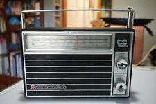 National Panasonic R-346B Transistor MW SW Vintage Radio Made in JAPAN