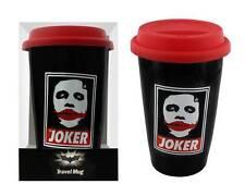 Tazza da viaggio Obey The Joker - Batman Dark Knight Travel Mug DC Comics 15 cm