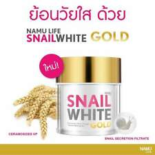 Snail White Gold Cream Whitening Anti Aging Restore Repairing Renew Skin 50 g.