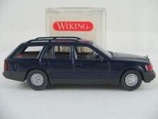 Wiking 13154 Mercedes-Benz 230 TE (1989-1993) in stahlblau 1:87/H0 NEU/OVP