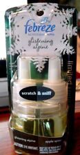 Febreze NOTICEables Scented Oil Refill Glistening Alpine Apple Spice Freshener