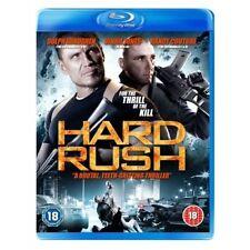 Hard Rush (Blu-ray, 2014) New Sealed