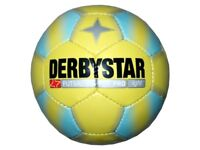 Derbystar Futsal Ball Match Pro Light Kinder Hallenball Gr.4 ca.360g Fußball