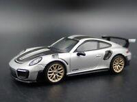 PORSCHE 911 GT2 RS RARE 1:64 SCALE COLLECTIBLE DIORAMA DIECAST MODEL CAR