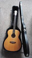 Tanglewood Java twjfe Guitarra Acústica Con Estuche Duro de recogida y novato Sonitone